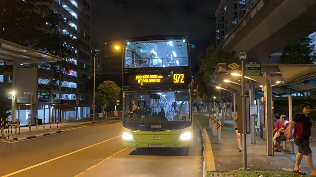 Buses of End-March 2020!