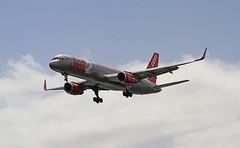 G-LSAB B757-200 Jet2 Arrecife 02-03-20