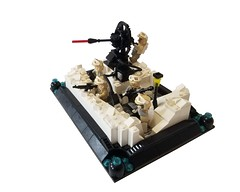 Rebel Trenches on Hoth