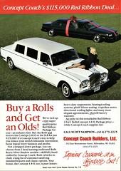 1989 Rolls-Royce Silver Shadow Limousine