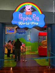 Peppa Pig World of Play, 29 Dec 2019