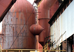 Hochofen, Blast furnace, Steel industry