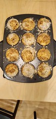 Top-down Finished Muffins