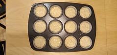 Top-down Unseasoned Muffins
