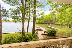 View to Lake!