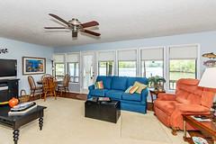 Living Room view to Lake