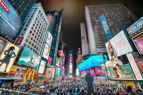 Missing New York