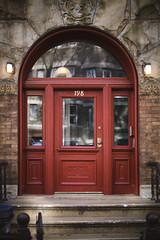 Doors Of St. Marks Street