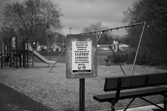 Closed to the public