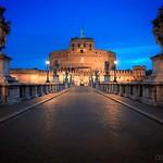 Castel Sant'Angelo - Rome (IT) - https://www.flickr.com/people/27661084@N06/
