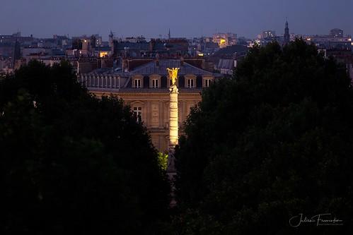 Fontaine du Palmier, Paris