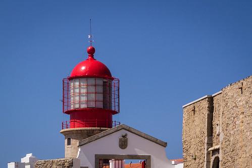 Portugal - Sagres - Cape St. Vincent - Lighthouse