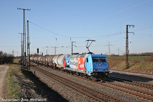 185 340-7 RHC Großkorbetha 01.04.2020