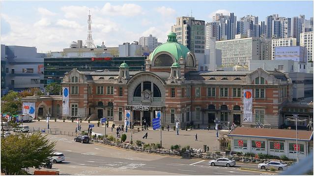 Seoul Station old entrance.