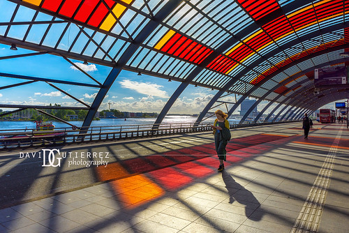 Amsterdam Centraal station - Netherlands