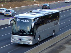 Woods Coaches of Wigston, Leicester