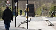 The Buses Returned To Ashton Avenue Bridge