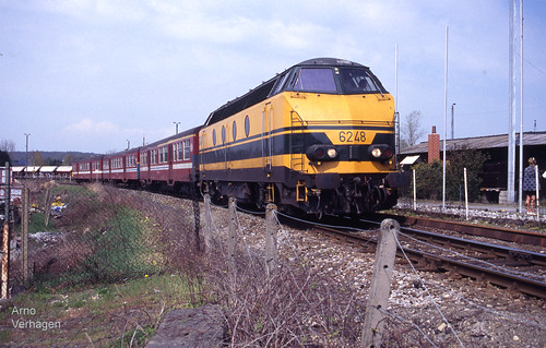 1996 | NMBS 6248 te Mariembourg