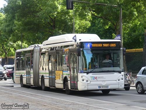IRISBUS Citelis 18 GNV - 2658 - Keolis Bordeaux Métropole