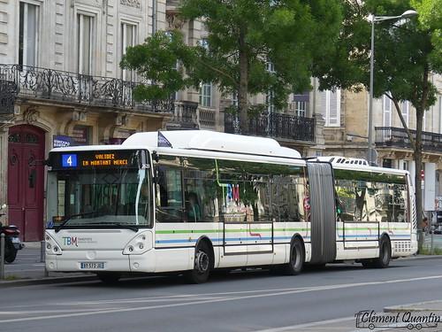 IRISBUS Citelis 18 GNV - 2623 - Keolis Bordeaux Métropole