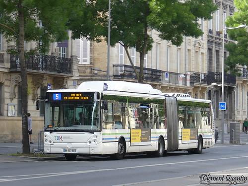 IRISBUS Citelis 18 GNV - 2691 - Keolis Bordeaux Métropole