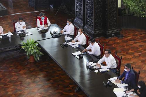 Presidente Vizcarra informa sobre las medidas adoptadas durante el Estado de Emergencia por el Covid-19