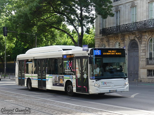 HEULIEZ GX 327 GNV - 2718 - Keolis Bordeaux Métropole