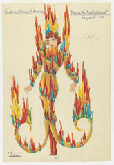 Fire: Sydney Sesqui-Centenary 'March to Nationhood' Pageant