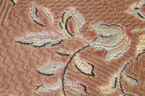 Our Daily Challenge - Fabric.   Part of my furniture  IMG_2509