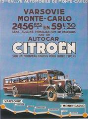 Citroën Type 45 Coach (c.1934)