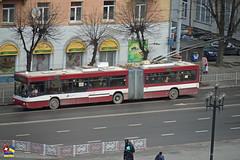 MAN trolleybus