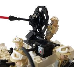 Rebel Dish Turret