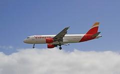 EC-ILQ A320 Iberia Lanzarote 02-03-2020