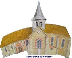 Saint-Denis-le-Ferment eglise