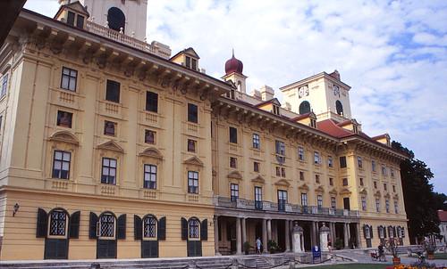 Esterházy Castle, Eisenstadt