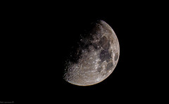 Hand Held shot of The Moon 02/04/2020 from Basingstoke @ 23:11hrs..