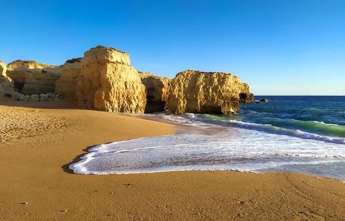 Algarve, Praia do Castelo