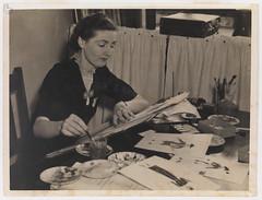 Thelma Afford, costume designer