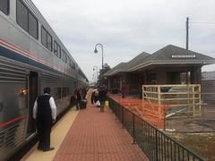 20171215 01 Amtrak, Princeton, Illinois