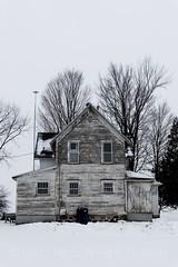 Gothic Farmhouse in Central Michigan