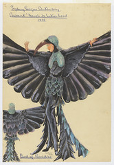 Bird of Paradise: Sydney Sesqui-Centenary 'March to Nationhood' Pageant 1938