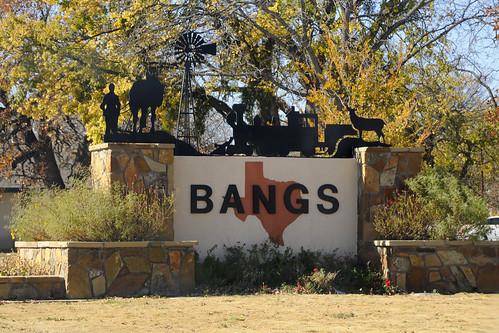 Bangs, TX