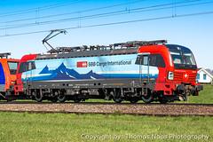 SBB Cargo International, 193 472-8 : Köln