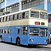 Hong Kong 1982: CMB LF217 (BR8935) at the North Point terminus of Route 112