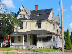 House Undergoing Restoration, Hyde Park, Tampa