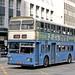 Hong Kong 1982: CMB LF255 (BU4841) in Des Voeux Road Central