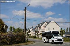 Vehixel D City – CAT (Compagnie Armoricaine de Transport) (Transdev) / Dinamo ! (Dinan Agglomération Mobilités) n°D18002