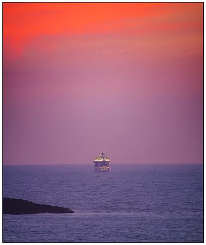 Red Sky at Morning, Sailor take Warning