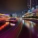 Clarke Quay By Night I