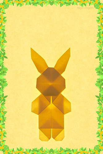 Origami Rabbit (Thea Clift)